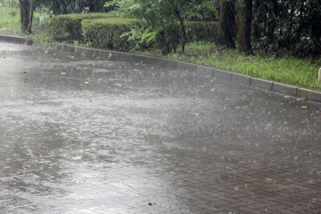 インターホンは雨に濡れても大丈夫なの?